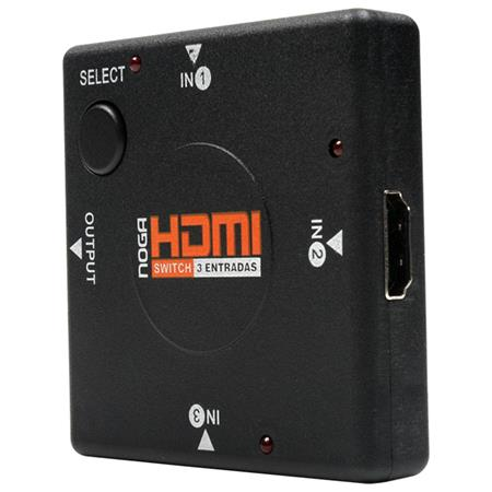 HDMI Switch con 3 entradas