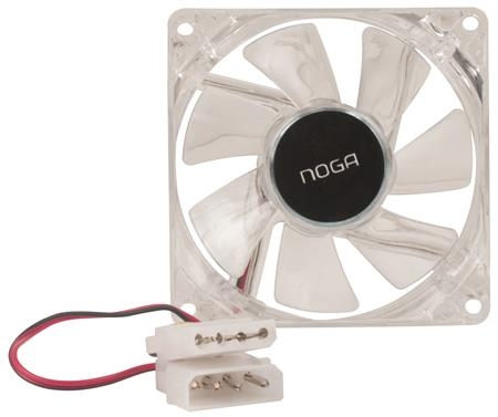 Cooler con LED para PC